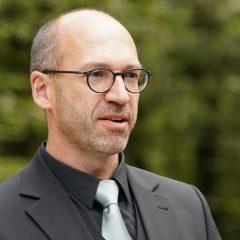 Ronald de Schutter - Trauerredner und Zeremonienmeister