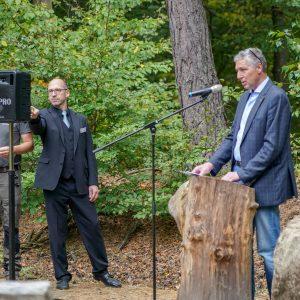 Rede Herbstwald erleben