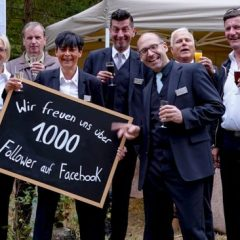 1.000 Follower auf Facebook