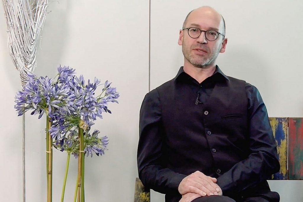 Ronald de Schutter im Interview: Trauerredner