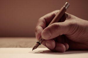 Beileid bekunden, Kondolenz schreiben